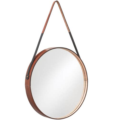 white dresser with mirror nz caign furniture style round leather wrapped mirror