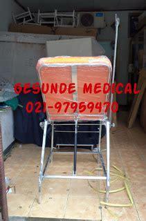 Bed Partus Stainless Steel ranjang bkkbn obgyn bkkbn ginekologi bed dak bkkbn