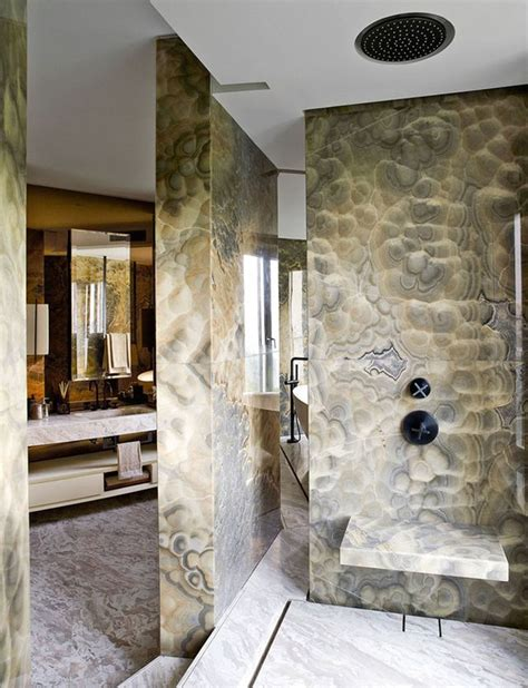 onyx bathroom tile design fundamentals using natural stone in the bathroom