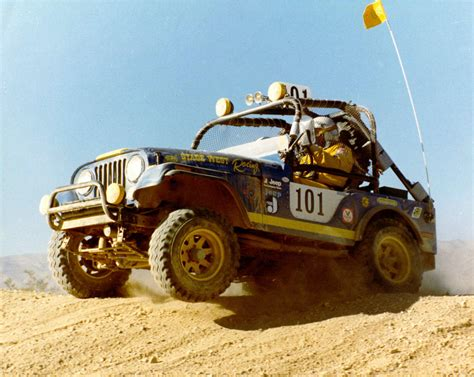 vintage jeep vintage jeep cj 5 desert race photos