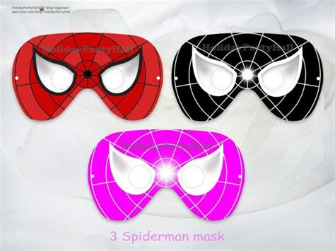 printable venom mask 102 best images about venom and spiderman party ideas on