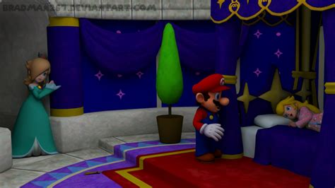 mario and peach in bed bed time with peach by bradman267 on deviantart