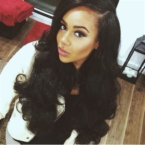 weaves in the eighties 129 best body wave natural color human hair extension