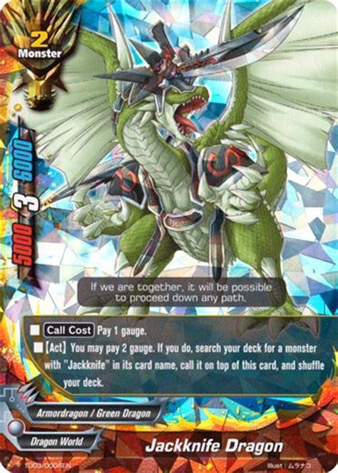 Future Card Buddyfight Bestie Eng jackknife