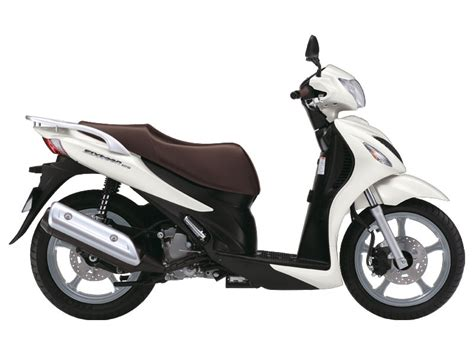 Suzuki 3 Wheel Scooter Sixteen 125 2010