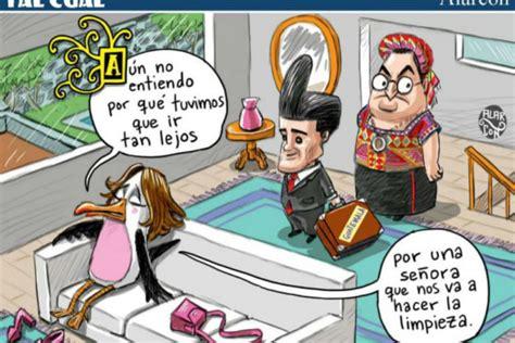 imagenes wasap elecciones por discriminatoria y racista caricatura de diario