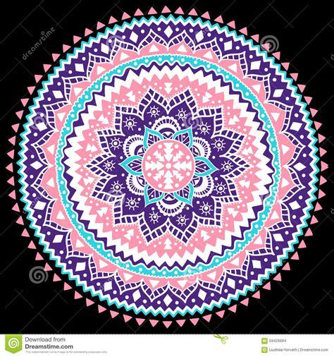 imagenes arte mandala ornamento tribal azteca hermoso de la mandala ilustraci 243 n