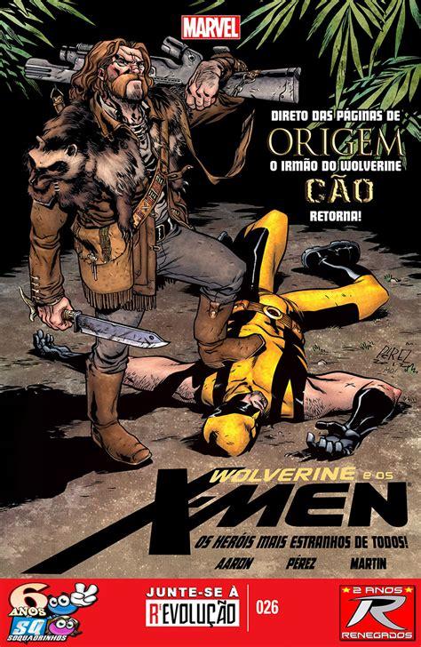 Wolverine e os x-men online dublado 1971