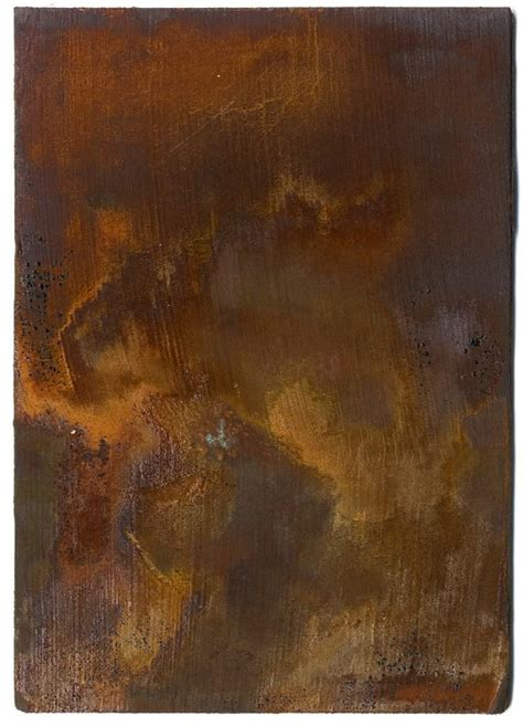 Verrostetes Metall Streichen by How To Rust Just About Any Surface Using Modern Masters