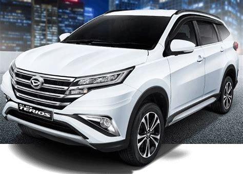 Harga New Terios harga all new daihatsu terios 2018 review spesifikasi