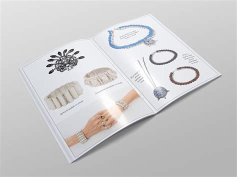 jewelry brochure template 25 jewelry brochure templates free premium