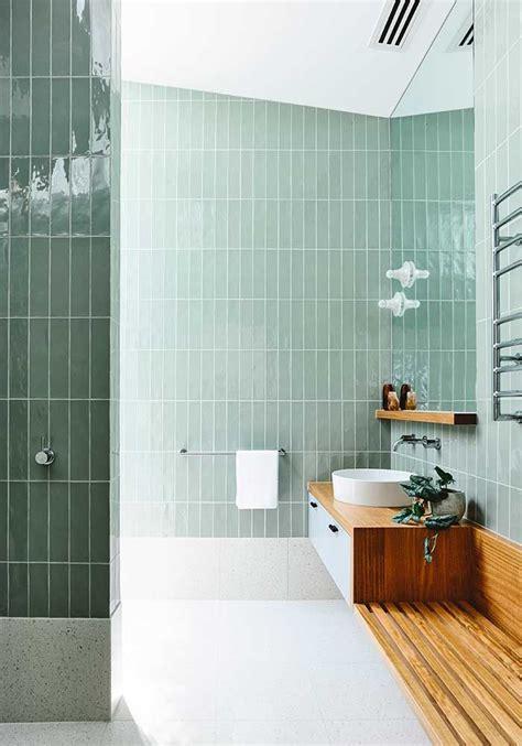 green bathrooms best 25 green tiles ideas on green kitchen