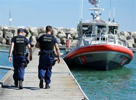 Coast Guard Background Check Real Distress Calls On Lake Michigan Spike Coast Guard Chicago Tribune