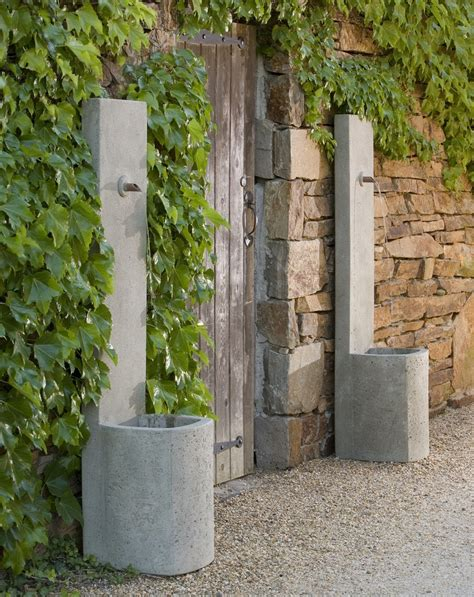 Unique Patio Accessories Echo Narrow Lighted Wall