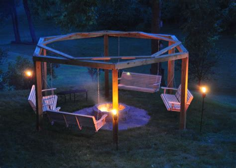 fire pit porch swing porch swings fire pit circle porch swings patio swings