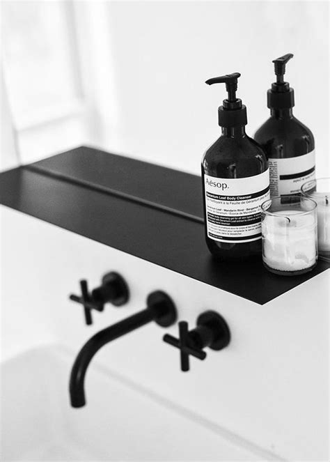 Black Bathroom Fixtures by Scandinavian Song Black Bathroom Fixtures