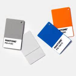 Nordic Home Interiors pantone plastic standard polypropylene color chips