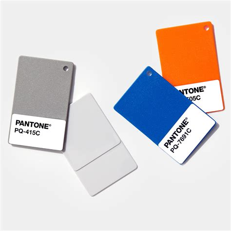 Home Interiors Colors Pantone Plastic Standard Polypropylene Color Chips