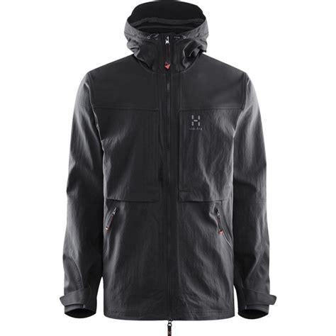 rugged jackets haglofs rugged fjell jacket walk hike from ld mountain centre uk