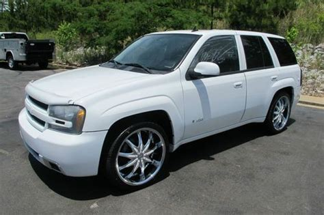 how it works cars 2007 chevrolet trailblazer parking system find used 2007 chevrolet trailblazer ss ls2 needs engine work mechanic special n r in