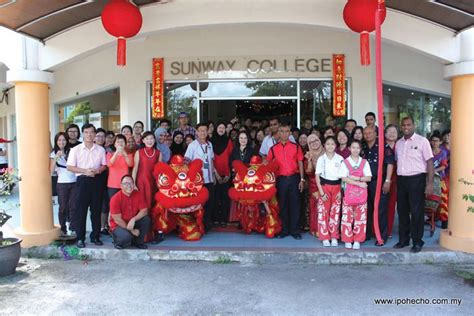 new year delivery ipoh ipoh echo sunway college ipoh s cny celebration