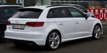 Audi Rs3 Wiki File Audi S3 Sportback 8v Heckansicht 6 M 228 Rz 2016