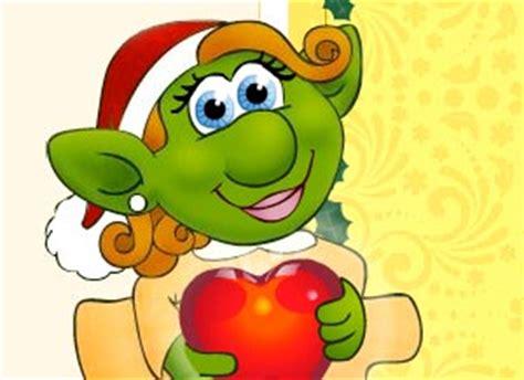 el regalo del duende 8431672560 tarjeta de navidad te env 237 o duendes en esta navidad te env 237 o de regalo al duende de la suerte