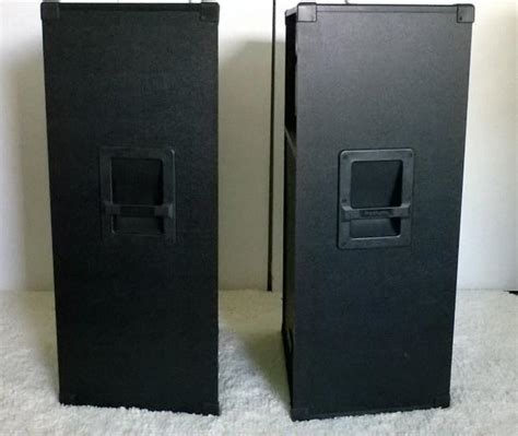 technical pro pro studio rack sound system home audio