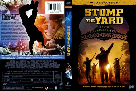yard cover covers box sk stomp the yard high quality dvd