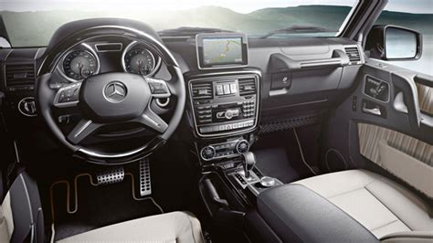 Mercedes Jeep Interior by Image Gallery Mercedes Jeep