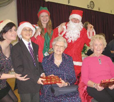 christmas parties for seniors citizens hunt school jhs senior citizen s