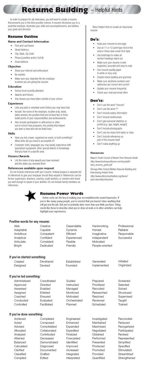 17 best ideas about resume writing on resume