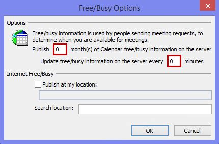 Whereabouts Calendar Hide Your Free Busy Information Completely Msoutlook Info