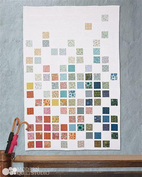 Modern Quilt Design Ideas by Best 25 Modern Quilting Ideas On