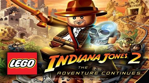 tutorial lego indiana jones 2 wii lego indiana jones 2 walkthrough complete game youtube