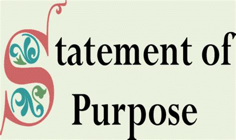 Nonprofit Mba Statement Of Purpose by Ashdown Residential Home