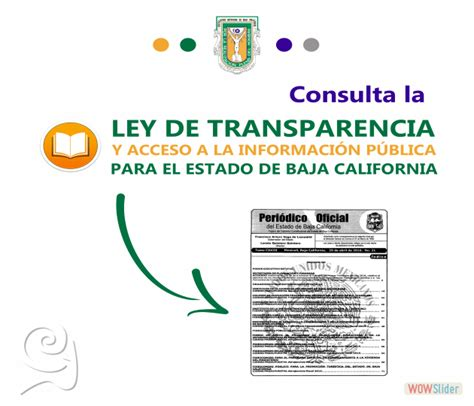 ley del notariado para el estado de baja california transparencia uabc