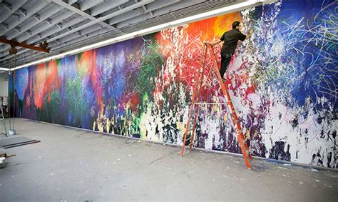 world trade center reveals   mural buro