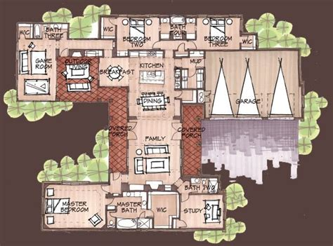 House Design Plans Games by 158 Best Images About Floor Plans On Pinterest