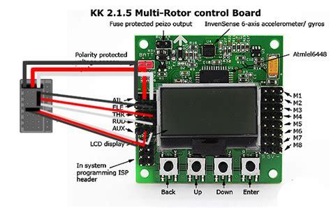 kk2 board wiring diagram friendship bracelet diagrams