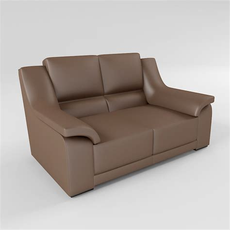 polo divani sofa polo divani p256 3d model