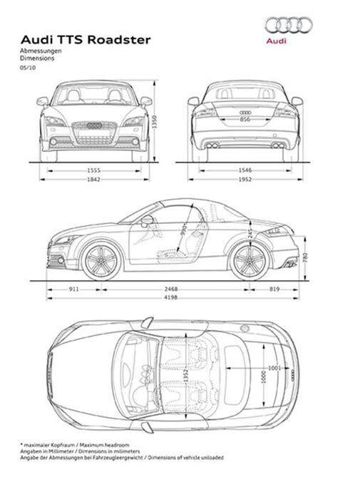 Audi Tt Kofferraum Ma E by Audi Tt S Roadster 2 0 Tfsi 2008 Autokatalog Ma 223 E