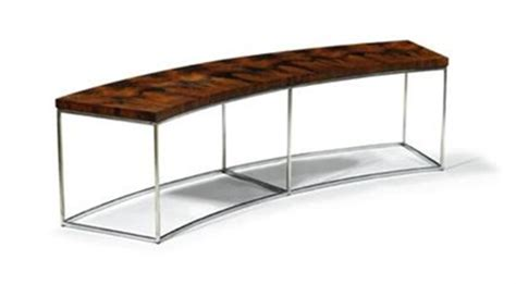 curved sofa tables milo baughman curved sofa table from