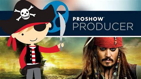 template proshow producer retrospectiva piratas do caribe projeto template