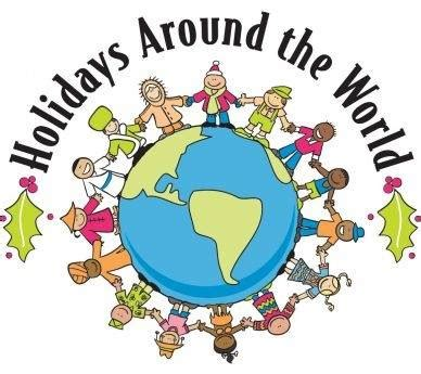 holidays around the world faye webb pta