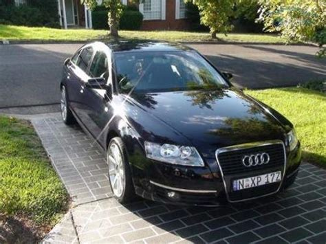 Audi A6 Build And Price by 2005 Used Audi A6 Sedan Car Sales Sydney Nsw Excellent 42 450