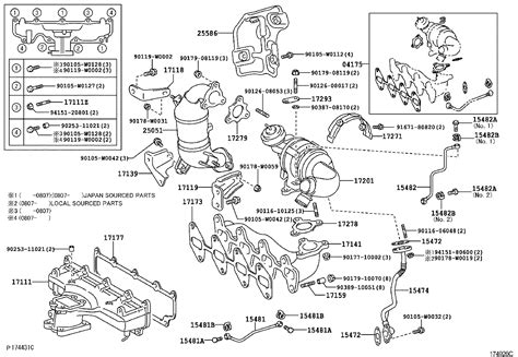 Toyota Avensis Parts Catalog оn Line Parts Catalog Toyota Avensis