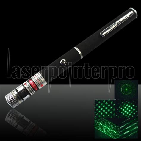 Laser Pointer Green 5 Mata 1 5 in 1 200mw 532nm open back kaleidoscopic green laser pointer pen laserpointerpro