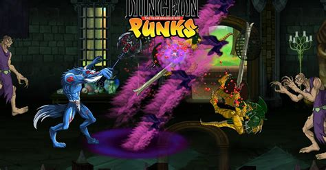Diskon Ps4 Dungeons 2 R3 dungeon punks coming to xbox one and ps4 on july 26 biogamer