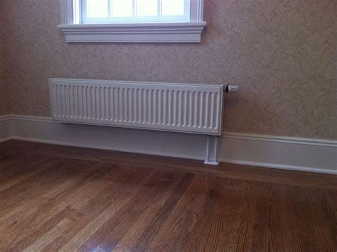 Hydronic Radiators Residential Project Photos Robert Plumbing Heating